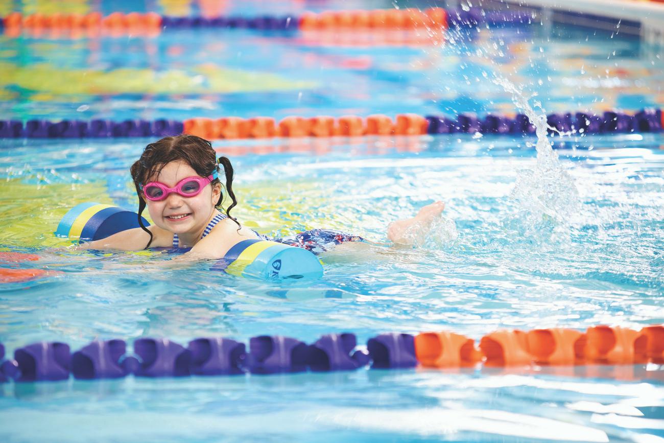 Goldfish Swim School Safe Summer
