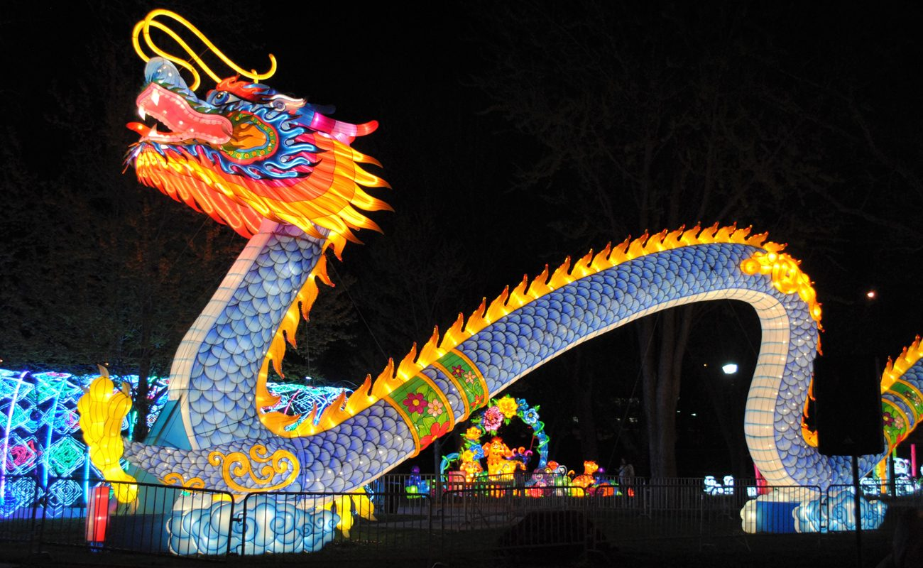 26ac9e7c4 Philadelphia Chinese Lantern Festival Returns to Franklin Square